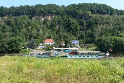 Elbe (Labe) Dampfer