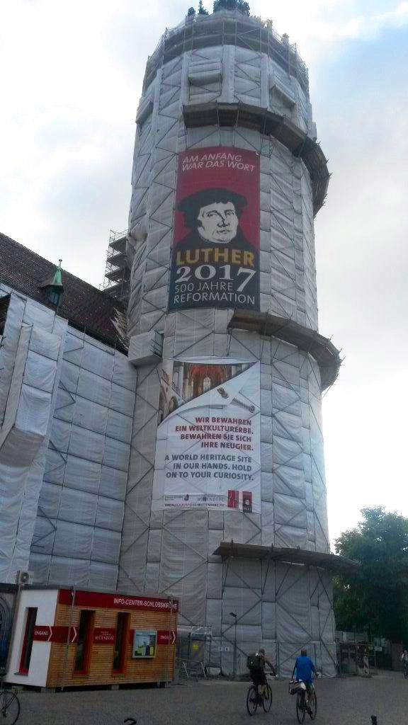 Sanierungsprojekt Wittenberg