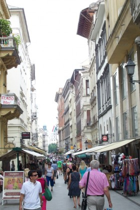Budapest-Straße
