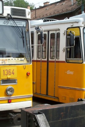 Budapest-Straßenbahn