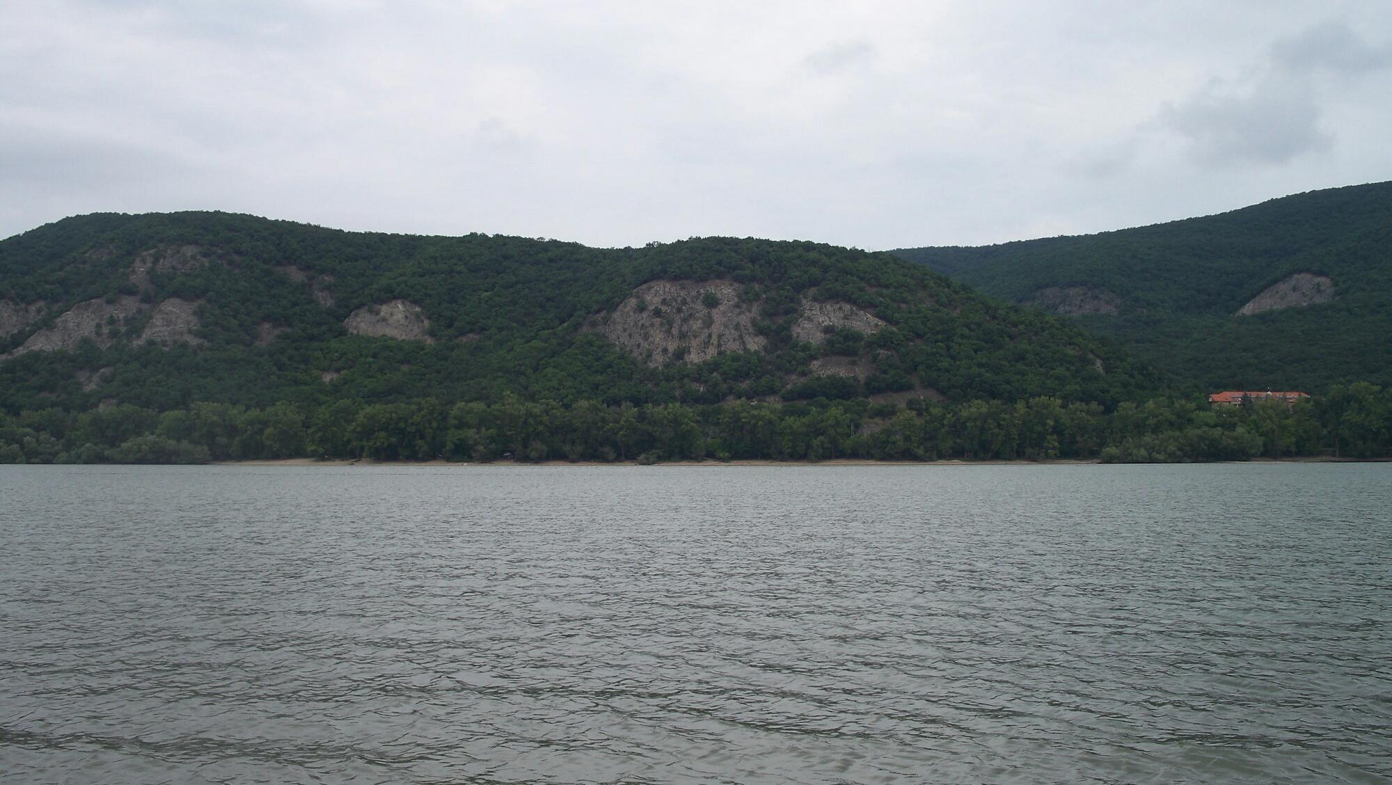 Donauknie