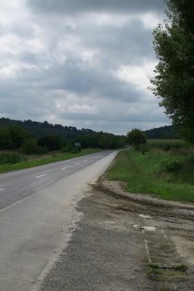 Endlich-Leere-Straßen-Ungarn