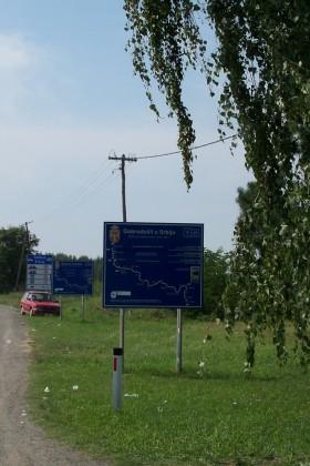 Grenze-Serbien