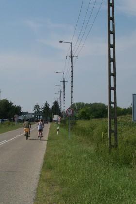 Grenze-Ungarn-Serbien