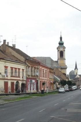 Györ_Altstadt