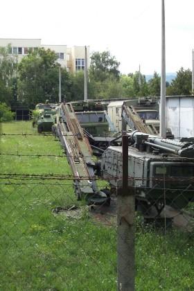Kaserne-vor-Budapest