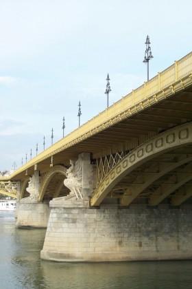 Margaretenbrücke-Budapest