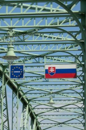Maria-Valeria-Brücke-Slowakei