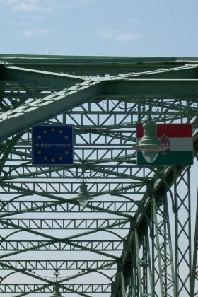 Maria-Valeria-Brücke-Ungarn