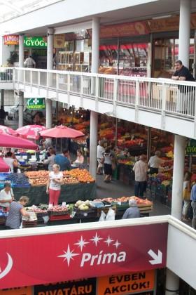 Markt-Budapest