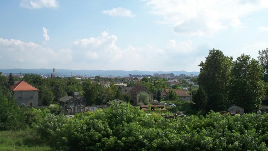 Etappe Feketić -Novi Sad (Teil 1)
