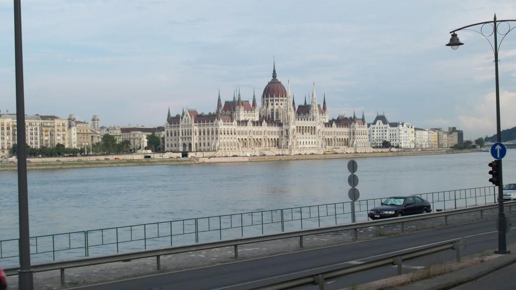 Etappe Esztergom-Budapest