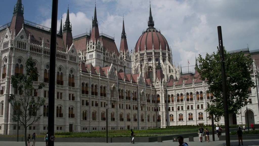 Ruhetag Budapest