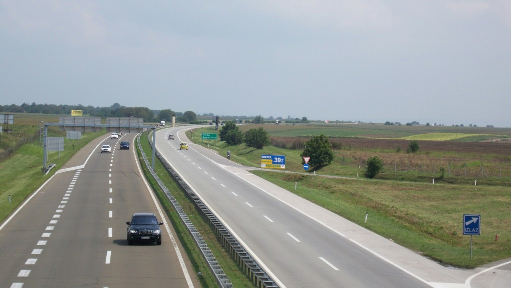 Etappe Novi Sad - Zemun