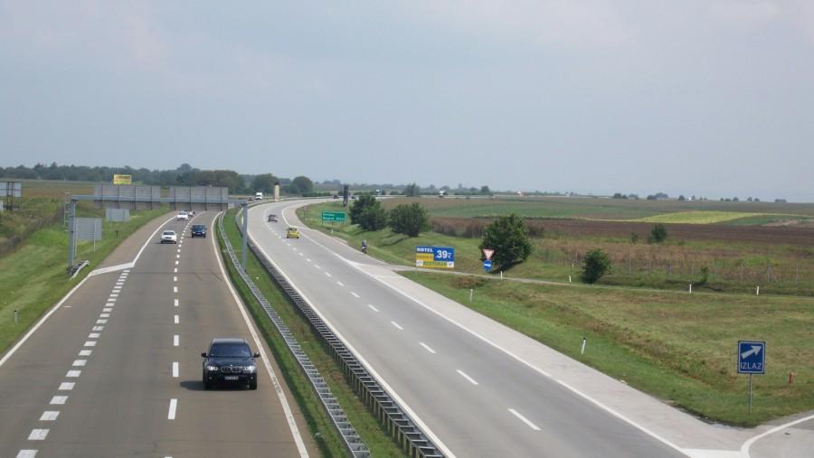 Radfahrer-Autobahn