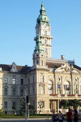 győr town hall