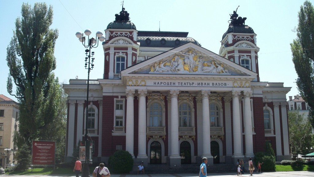 national-Theater-Sofia